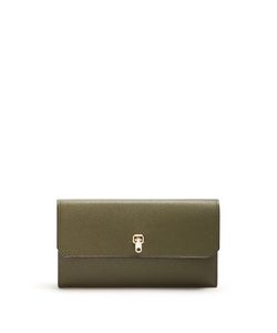 Valextra   City Grained-Leather Cardholder And Wallet