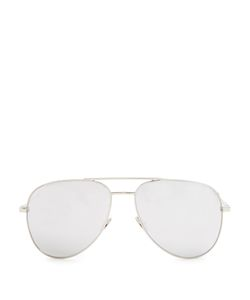 Saint Laurent   Classic Aviator-Frame Sunglasses