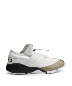Y-3 | Future Toggle-Tie Low-Top Trainers