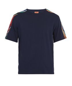 Missoni Mare | Striped Cotton-Jersey T-Shirt