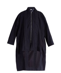 PALMER/HARDING   Poet Brushed-Cotton Bomber Jacket
