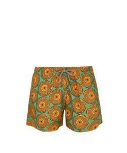 ÒKUN | Ile-Print Swim Shorts