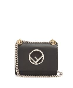 Fendi | Kan I Small Leather Cross-Body Bag
