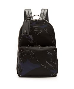 Valentino | Panther-Print Backpack