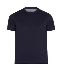 Brunello Cucinelli | Crew-Neck Cotton-Jersey T-Shirt