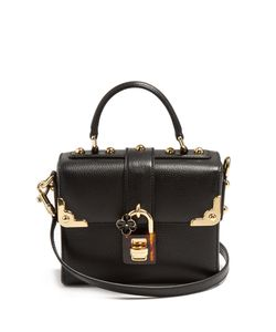 Dolce & Gabbana | Dolce Soft Grained-Leather Bag