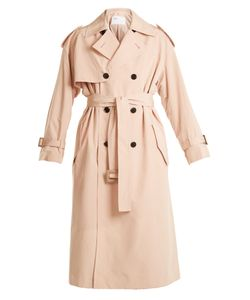 Toga | Belted Double-Breasted Trench Coat