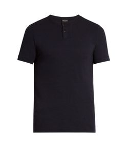 Giorgio Armani | Slim-Fit Wool T-Shirt