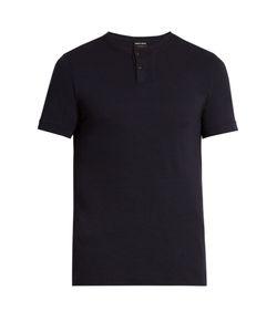 Giorgio Armani   Slim-Fit Wool T-Shirt