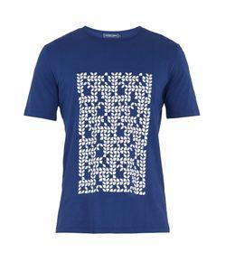 FRESCOBOL CARIOCA   Freijo-Print Cotton T-Shirt
