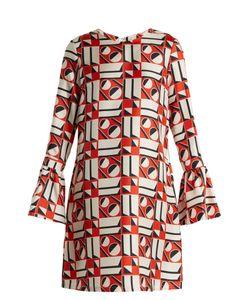 LA DOUBLEJ EDITIONS | The Happy Wrist Silk-Twill Dress