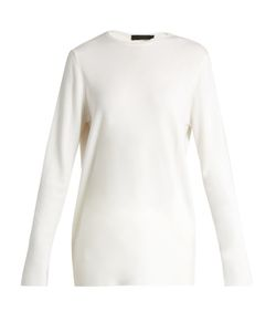 Calvin Klein Collection | Dolan Round-Neck Wool Sweater