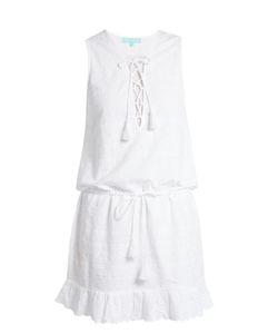 Melissa Odabash | Layla Embroidered Cotton Dress