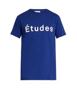 ÉTUDES | Page Cotton T-Shirt