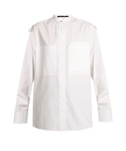Haider Ackermann | Byron Military Cotton Shirt