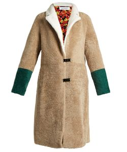 Saks Potts | Febbe Babette Shearling Coat