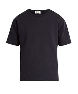 Acne | Niagra Fleece-Lined Cotton T-Shirt