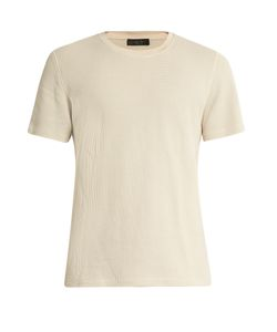 Calvin Klein Collection | Perter Cotton-Blend Knit T-Shirt