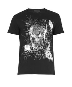 Alexander McQueen | London Map-Print Cotton T-Shirt