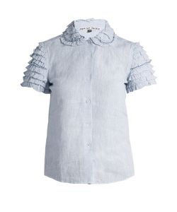 Jupe By Jackie | Wrinkler Micro-Check Linen Shirt