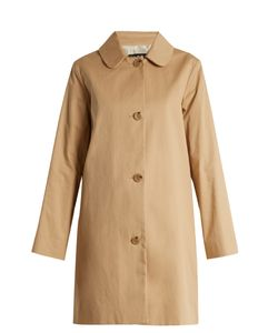 A.P.C. | Dolly Cotton-Blend Gabardine Coat