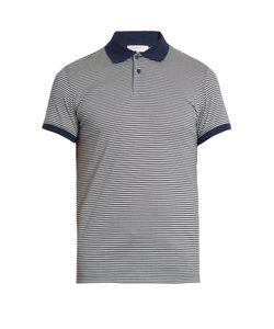 Orlebar Brown | Jarrett Cotton-Piqué Polo Shirt