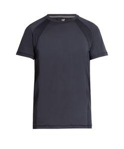 CASALL   Mix Mesh Performance T-Shirt