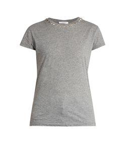 Valentino | Rockstud Untitled 9 Cotton-Jersey T-Shirt