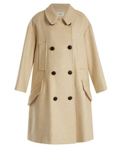 Isabel Marant Étoile | Flicka Double-Breasted Wool-Blend Coat