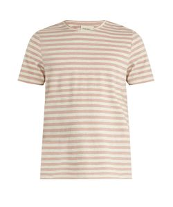 Oliver Spencer | Conduit Striped Cotton-Jersey T-Shirt