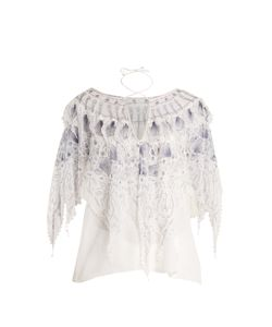 ZANDRA RHODES ARCHIVE | Archive Ii The 1973 Seashell Star Blouse