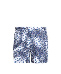 FRESCOBOL CARIOCA | Tailo Printed Swim Shorts