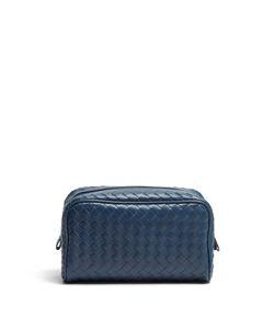 Bottega Veneta | Small Intrecciato Leather Washbag