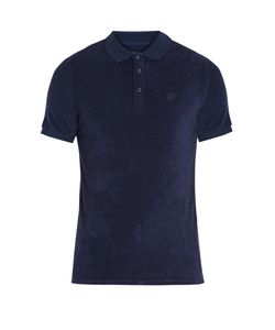 Vilebrequin | Logo-Embroidered Terry Polo Shirt