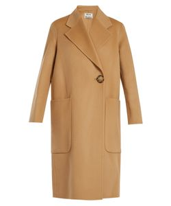 Acne | Carice Double-Breasted Wool-Blend Coat
