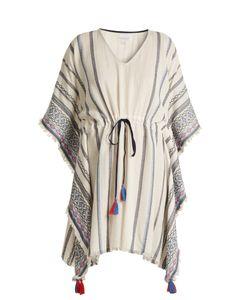 Velvet by Graham & Spencer | Adalina Striped Cotton Dress