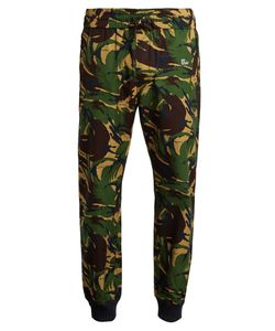 OFF-WHITE | Camouflage-Print Slim-Leg Cotton Track Pants