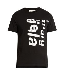 Maison Margiela | Typography-Print Cotton T-Shirt
