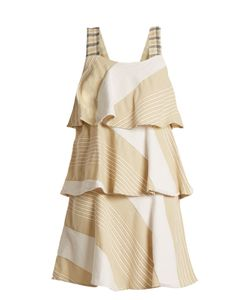 ACE & JIG | Simone Tiered Cotton-Blend Dress