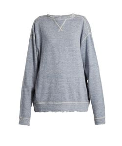 R13 | Linen And Cotton-Blend Sweater