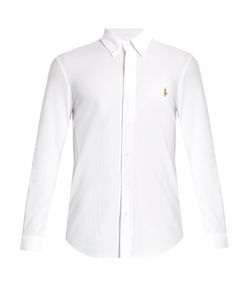 Polo Ralph Lauren | Slim-Fit Cotton-Piqué Shirt