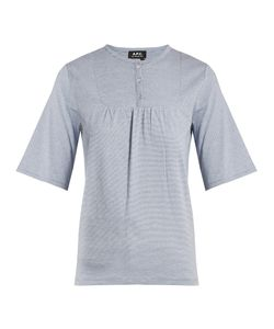 A.P.C. | Camilla Cotton-Jersey Top
