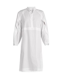 Amanda Wakeley | Cotton-Poplin Shirtdress