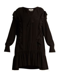 Isabel Marant Étoile | Wedy Ruffle-Trimmed Crepe Dress