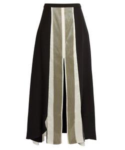 ZEUS + DIONE | Eresos Silk Crepe De Chine Maxi Skirt