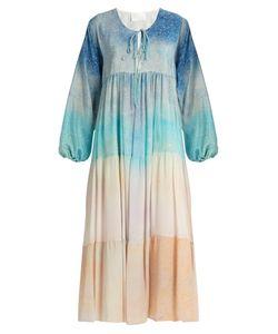 Athena Procopiou | Love At Dawn Silk Dress