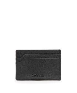 Lanvin | Grained-Leather Cardholer