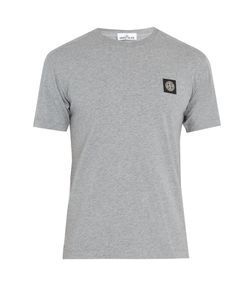 Stone Island | Crew-Neck Cotton-Jersey T-Shirt