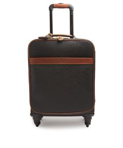 Mulberry | Clipper Peppled-Leather Cabin Suitcase