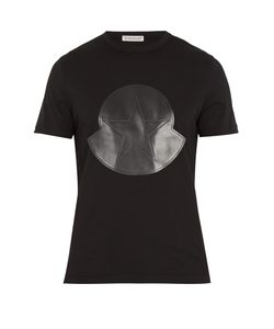 Moncler | Bonded-Logo Cotton T-Shirt